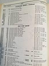 Harley Panhead Footboard Mounting Mount Kit 1955-57 OEM# 50658-55 USA