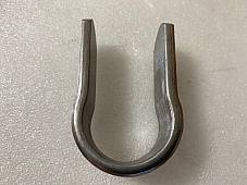 Harley 3101-26 DL RL WL B & C Pea Shooter Single Seat T Bar Bracket 26-73 USA