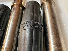 Harley JD VL DL RL Nickel Throttle & Spark Spirals & Grips 1916-34 OEM# 3312-16
