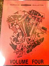 Harley Shop Dope Vol 4 Service Manual 1956-1969 Panhead Sprint Hummer Sportster