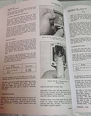 Harley Servicar Service Manual 1959 to 1970 Includes Tow Bar Section