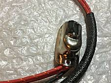 Harley 4760-29 Nickel Dimmer Switch 1929-40 JD DL RL VL UL Knucklehead w/ Wires