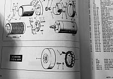 Harley FL FLH Parts Manual Catalog Book 1961-71 Nose Cone Shovelhead Panhead