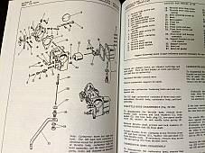 Harley FL FLH Service Manual 1959 to 1969 Panhead Shovelhead Electra-Glide