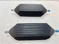 Harley 2092-17 JD VL DL RL Tapered Kicker Pedal Blocks w/ Studs1917-34 USA