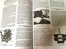 Harley EL FL FLH Service Manual 1948 to 1957 Panhead Rigid Hydra-Glide NEW