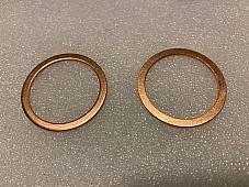Harley J JD 74 Manifold Inlet Intake Nipple Seals 1923-29 OEM# 1125-23 USA