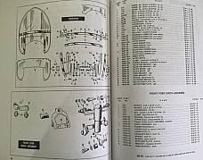 Harley Servicar Parts Manual & Service Manual Combo 1958-73 Book Catalog