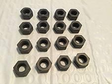 Harley JD DL A B Single WL Cylinder Base & Head Stud Nuts 1911-73 OEM# 0120 7782