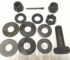 Harley 1952-72 Panhead Shovelhead K-Model Sportster Top Motor Mount Bolt Kit