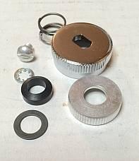 Harley 62051-40 Fuel Gas Shut Off Knob Kit 40-65 Knucklehead Panhead WL