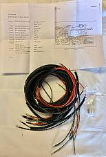 Harley 70320-65 Sportster XLH Wiring Harness Kit 1965-66 Free USA Shipping