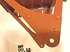 Harley WLA WLC Luggage Rack WWII 1941-1945 W/ Mount Kit & Hardware WWII 2818-41M