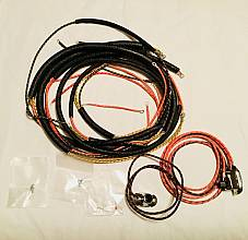 Harley 70322-53 Complete Hummer 1948-59 Wiring Harness W/ Wired Switches USA