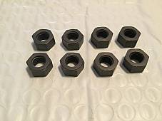 Harley JD DL A B Single WL Cylinder Base & Head Stud Nuts 1911-73 OEM# 0120 USA