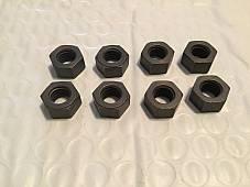 Harley JD DL A B Single WL Cylinder Base & Head Stud Nuts 1911-73 OEM# 0120 USA