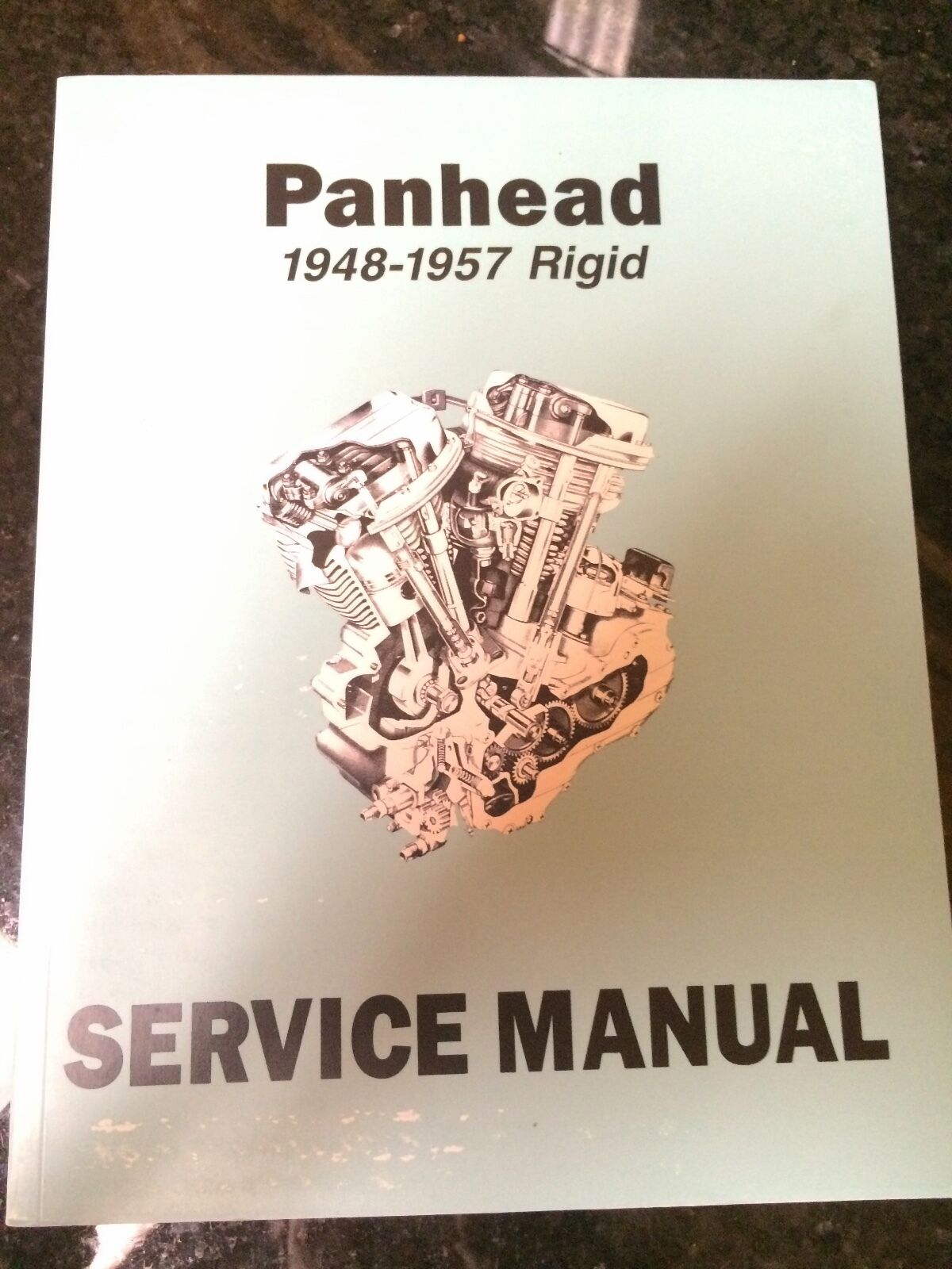 1960 Panhead Wiring Diagram Detailed Schematics 2008 Harley Rocker El Explained Diagrams Light Switch