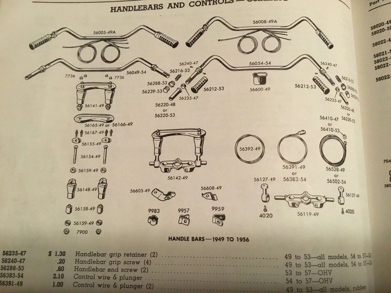 1949 Panhead Wiring Diagram. . Wiring Diagram on
